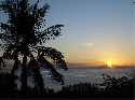 Phangan Utopia Real Estate - Stunning Sunset at Luxury Villa